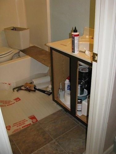 Laminate Flooring Installing Laminate Flooring In Bathroom