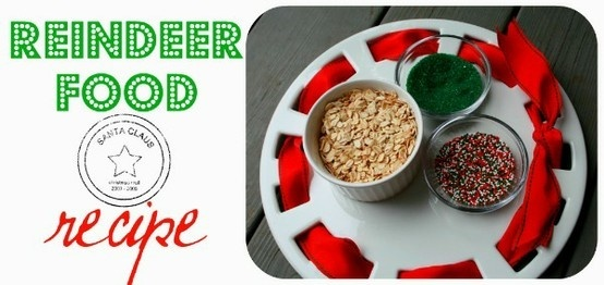 reindeer food recipe | Food | Pinterest