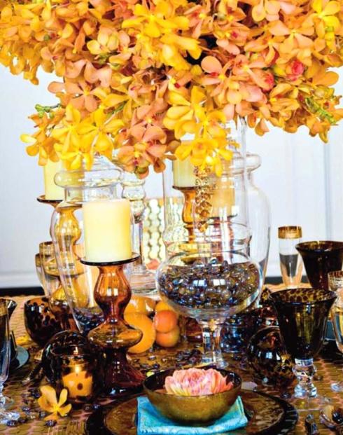 Autumn Tablescape Seasonal Autumn Pinterest