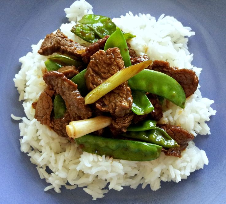 Beef with Snow Peas | * Can't wait to try ~ Recipes * | Pinterest