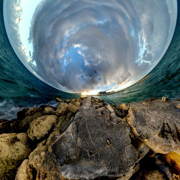 Paisajes en 360 grados | toppli