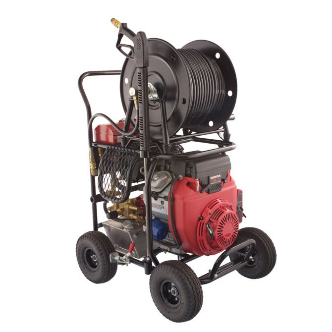 jetting machine sewer cleaning