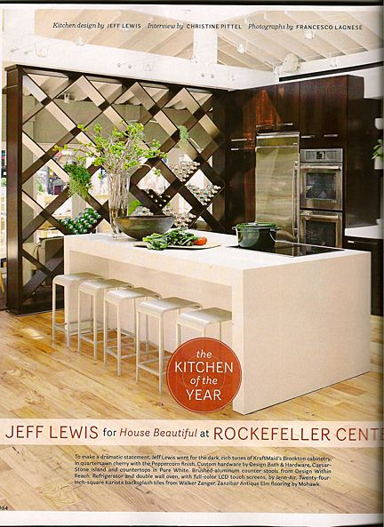 Jeff Lewis Kitchen Of The Year Impressive With Jeff Lewis House Beautiful Kitchen of the Year Photo