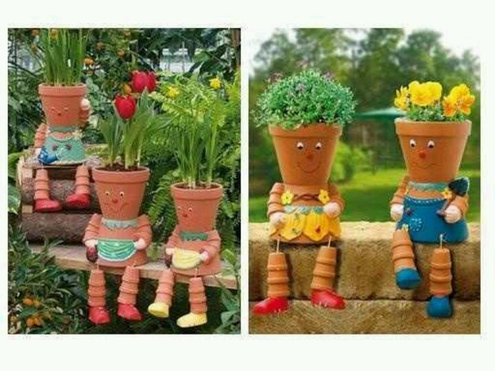 Great Idea For Garden Lovers Crafts Gift Ideas