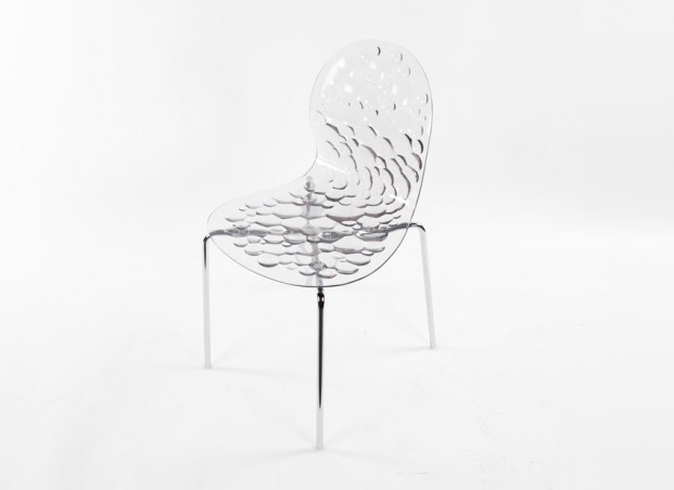 AQUA Chaise design transparente  Cooking, Dining, Living  Pinterest