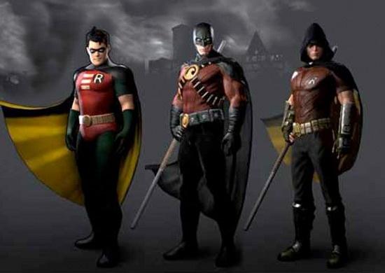 Arkham city robin costumes | DC | Pinterest