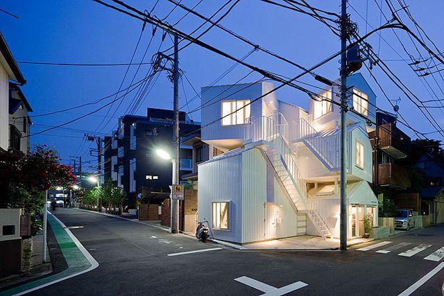Sou Fujimoto Tokyo Apartment