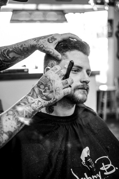 Barber Ink : Barbers SKIN & INK TATTOOS Pinterest