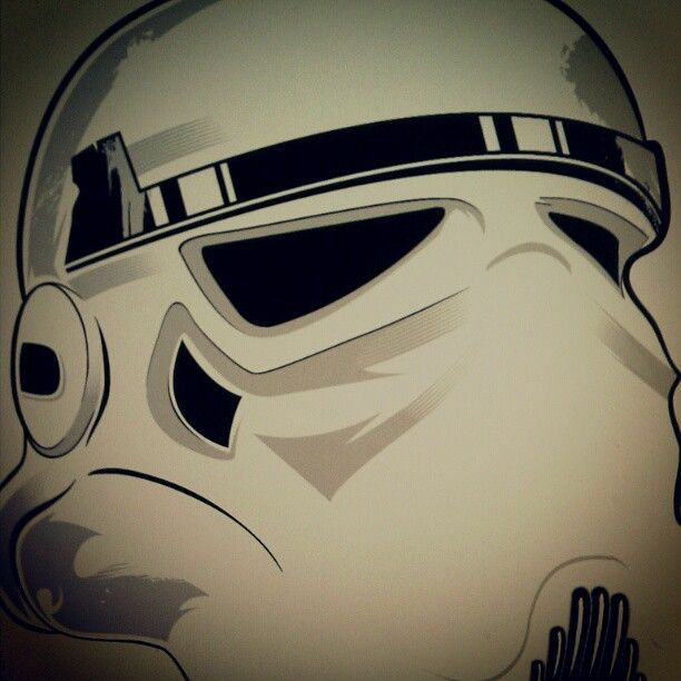 Storm Trooped.