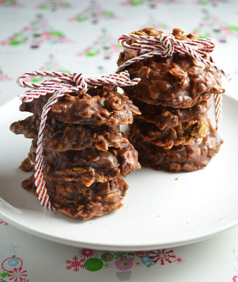 No bake Nutella Cookies | eye candy | Pinterest