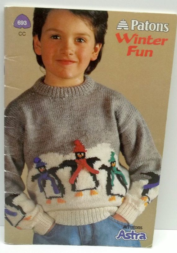 sweater for young boys and girls knitting patterns by ...