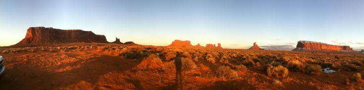 Monument Valley Panorama!!!