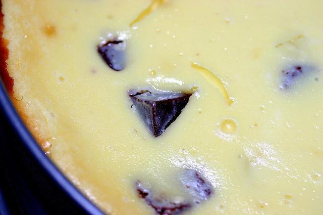 Brownie mosaic cheesecake | Smitten Kitchen
