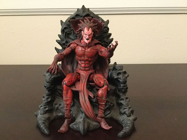 Mephisto Marvel Legends Select  Loose Hallows Eve
