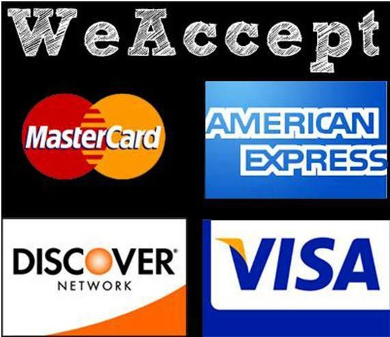 credit cards accepted on royal caribbean