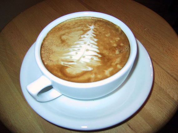 Image result for Christmas Latte