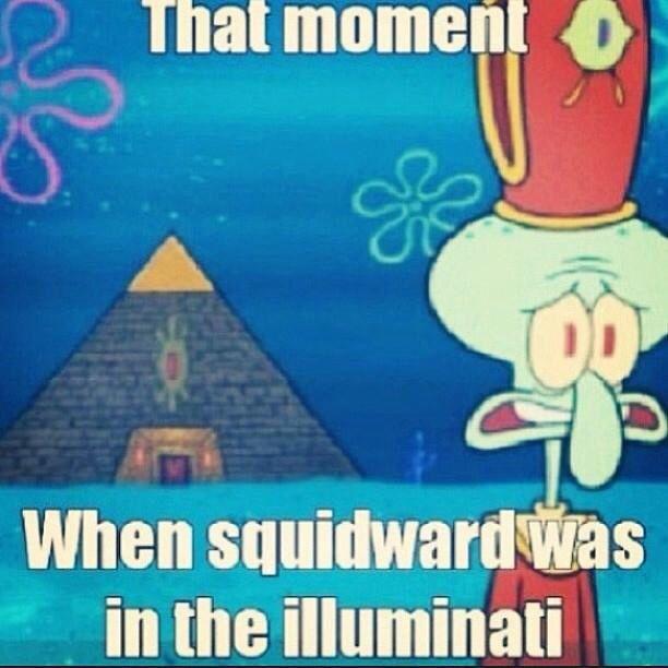 O illuminati !!!