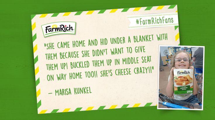 Safety first! #FarmRichFans