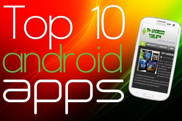 cool free apps for android tablets
