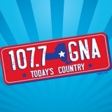 country 107.7 radio station
