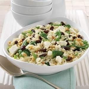 Tri-Color Orzo Salad   Veggies & Sides   Pinterest
