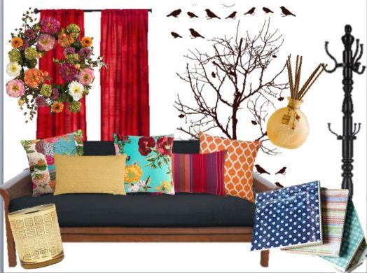 Living Room Collage 5 Apartment Ideas Pinterest