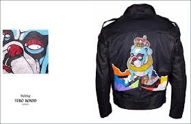 painting on leather jackets. win. | cult QUIRK fa$HION | Pinterest
