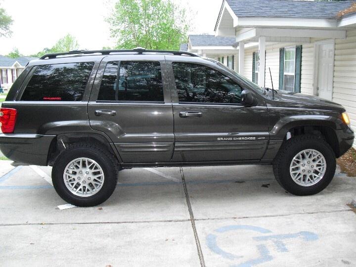 2000 Jeep Grand Cherokee Brush Guard 2004 Grand Cherokee Limited lifted | Beautiful rides ...