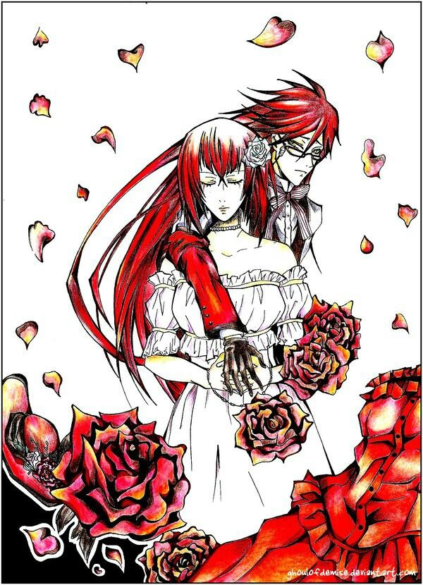 kuroshitsuji red valentine english sub