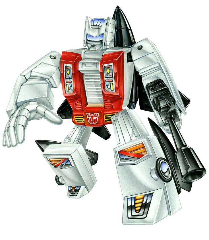 Air Raid G1 toy box art. | TRANSFORMERS (Art) | Pinterest