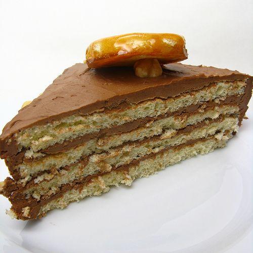 Dobos Torte | Cakes | Pinterest