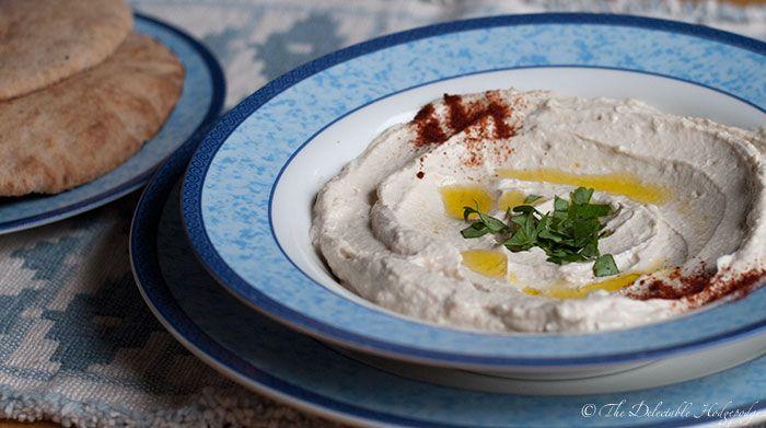 Tofu Hummus | Hummus | Pinterest