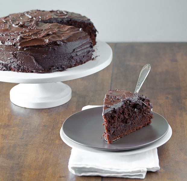 chocolate stout cake-9639 | Cake - Cake Glorious Cake! | Pinterest