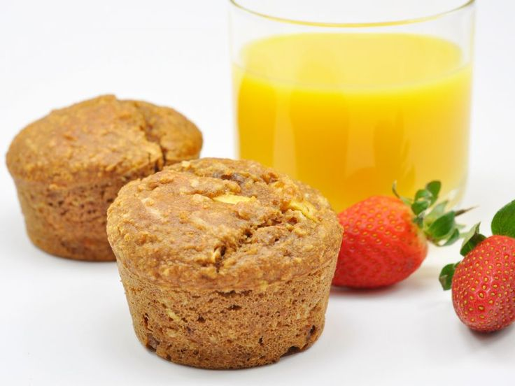 Recipe: Steviacane Whole Wheat and Oat Morning Glory Muffins. 3/4 tsp ...