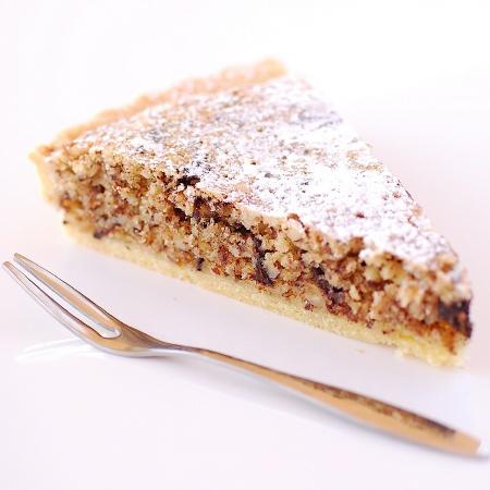 Chocolate, Hazelnut, and Orange Tart | Pies and Tarts | Pinterest