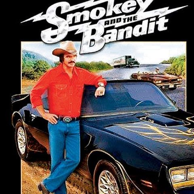 smokey and the bandit trans am rental