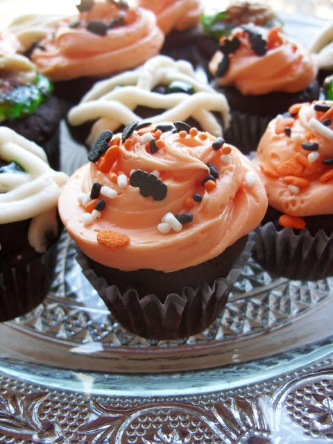 Vegan Devil's Food Cupcakes | Cakes-Cookies-Cupcakes | Pinterest