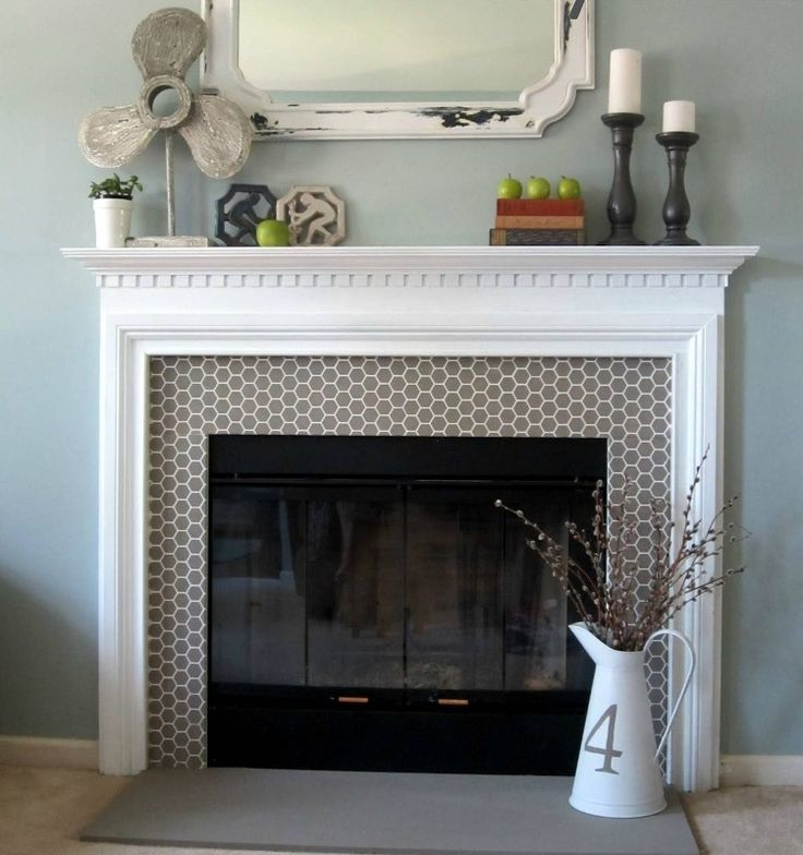 Fake Fireplace With Glass Cover Home Decor Pinterest