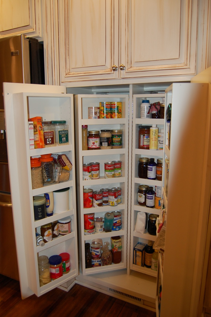 organize compact pantry interior decorating ideas pinterest