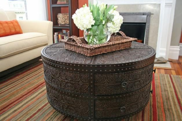 African Coffee Table For The Home Pinterest