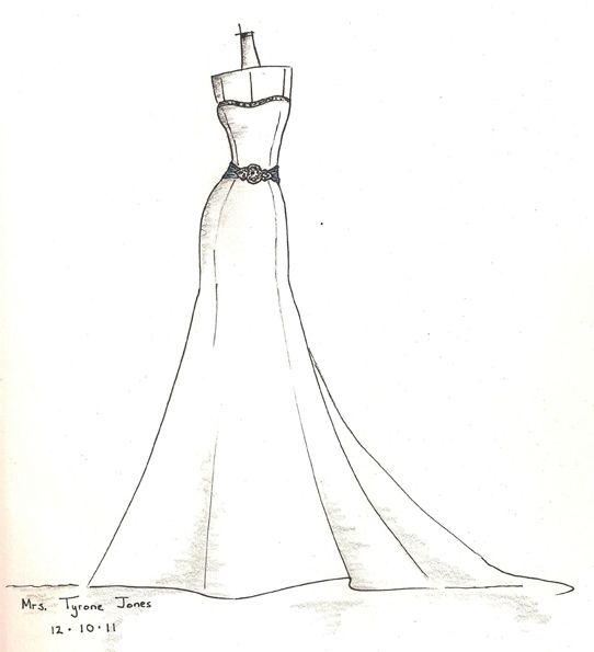 Amazing Victorian Dress Sketch Photos  Fashion Belief