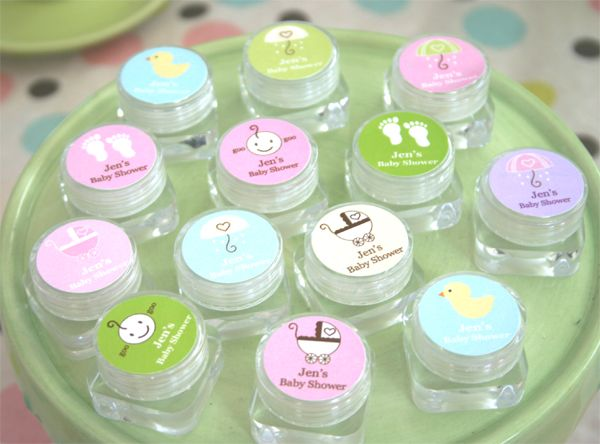 Baby Shower Favors Hand Lotion ~ Hand cream party favor baby shower ideas pinterest