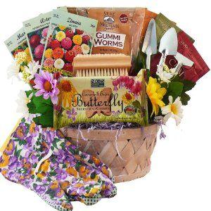 Gardener 39 S Gift Baskets Crafty Ideas Pinterest