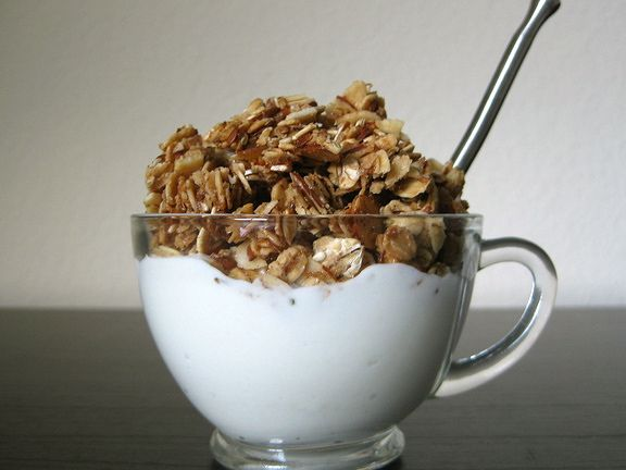 Hearty Almond-Vanilla Cereal (GF) Recipe — Dishmaps