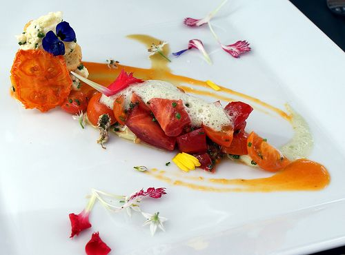 Pin by donell turner on my style pinterest for Fine dining food
