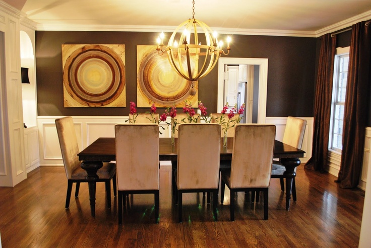 Sherwin williams black fox paint colors pinterest for Dining room kitchen paint colors