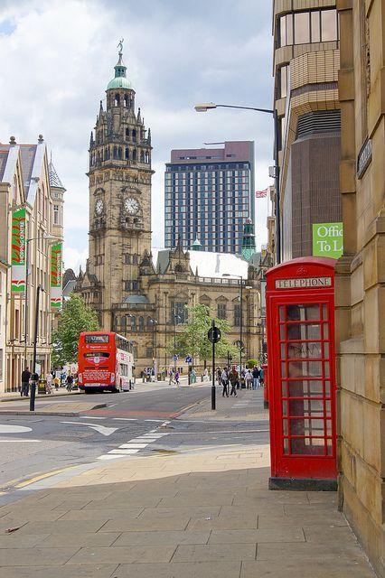 Sheffield England British At Heart Pinterest