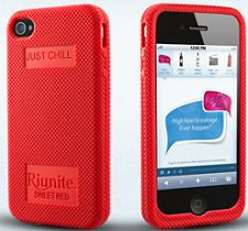 FREE Riunite Sweet iPhone 4/4S Case at https://www.facebook.com/RiuniteSweet/app_467962169882912 like their page and fill out the info, hurry these are going fast!