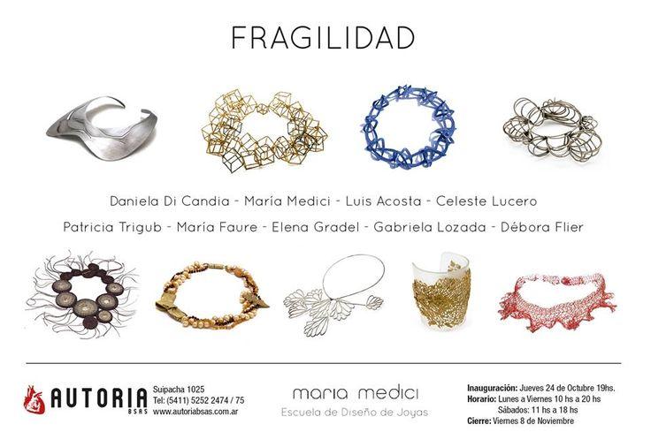 FRAGILIDAD - con Luis Acosta - 24 oct-8 nov 2013 - Argentina