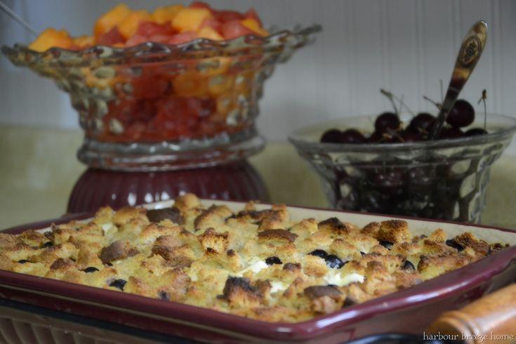 blueberry cream cheeses